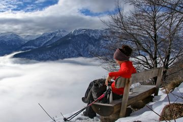 Winter Hiking Tour in Slovenia